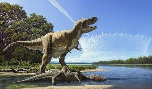 raul-martin-t-rex-edmontosa
